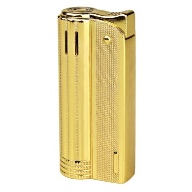 Zapalovač Faro Round Gold