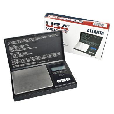 Digitální váha kapesní USA Atlanta 0,01-100g