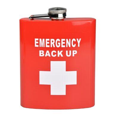 Placatka s pohárky sada Emergency, 237ml