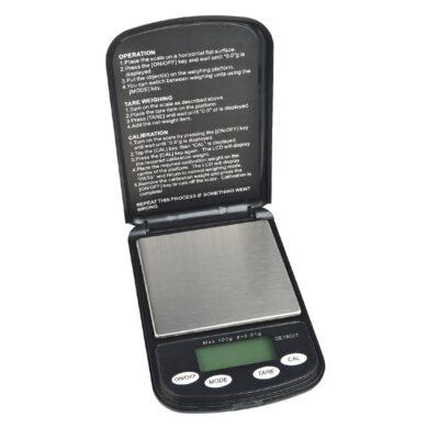 Digitální váha kapesní USA Detroit 0,01-100g