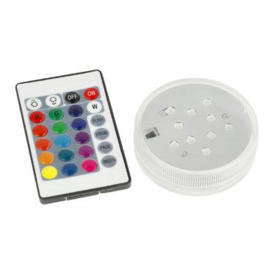 Osvětlení pro bongy a vodní dýmky LED, 70mm