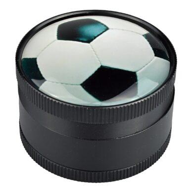 Drtič tabáku Dreamliner kovový Football, 50mm