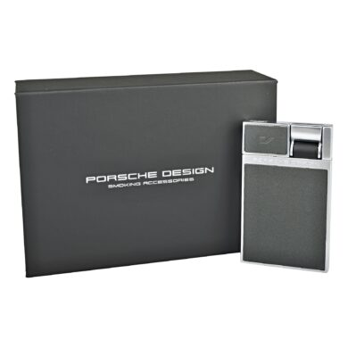 Dýmkový zapalovač Porsche Design P3632/02 šedý