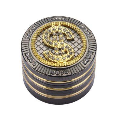 Drtič na tabák Champ High Dollar kovový 50mm