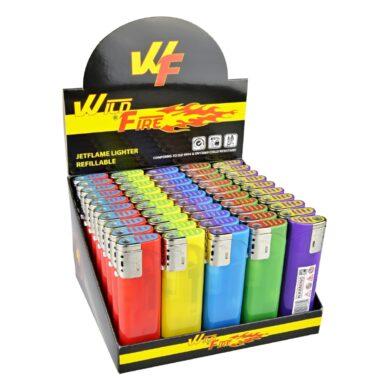 Tryskový zapalovač Wildfire Turbo Colors(01788)