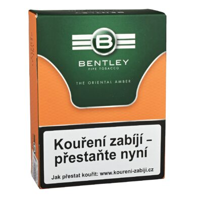 Dýmkový tabák Bentley The Oriental Amber, 50g