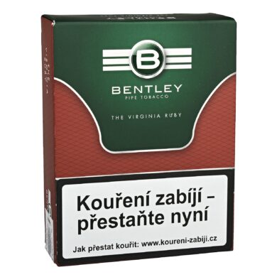 Dýmkový tabák Bentley The Virginia Ruby, 50g