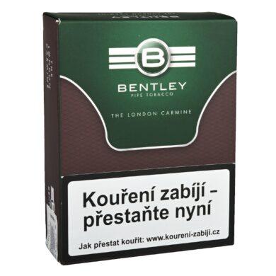 Dýmkový tabák Bentley The London Carmine, 50g