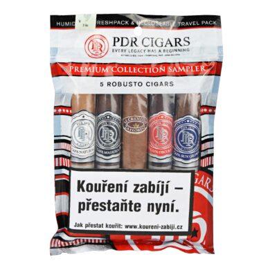 Doutníky PDR El Criollito Fresh Pack 5 Robusto, 5ks
