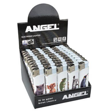 Zapalovač Angel Piezo Animals II(204258)