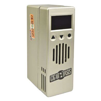 Zvlhčovač elektrický Cigar Oasis Excel 3.0, digitální
