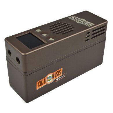 Zvlhčovač elektrický Cigar Oasis Plus 3.0, digitální