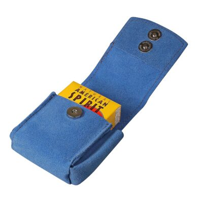 Pouzdro na cigarety JOY 85/100mm, modré