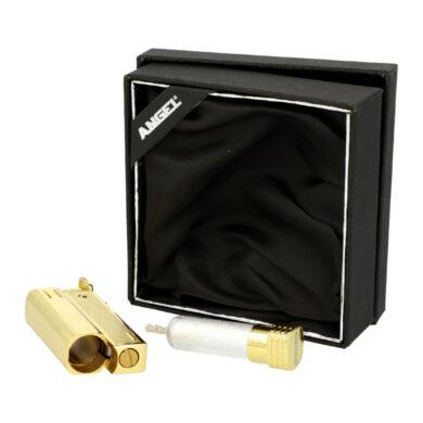 Benzínový zapalovač Angel Austria Gold