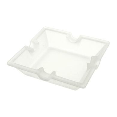Doutníkový popelník skleněný Frosted, 4D