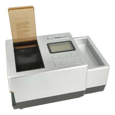 Elektrická plnička dutinek Powermatic III, stříbrná