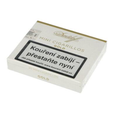 Doutníky Davidoff Mini Cigarillos Gold, 20ks