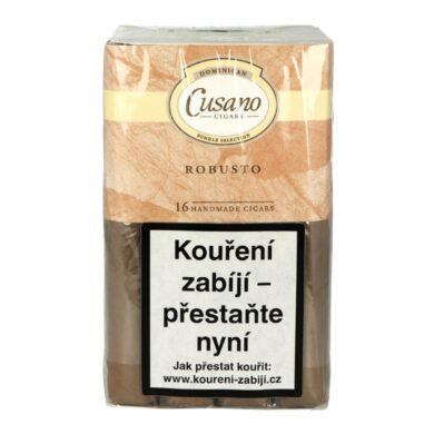 Doutníky Bundle Selection by Cusano Robusto, 16ks
