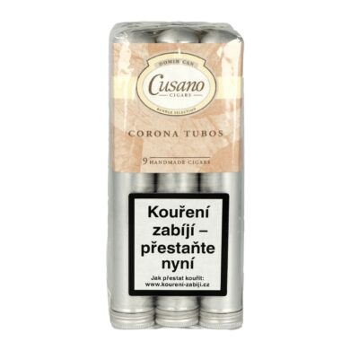 Doutníky Bundle Selection by Cusano Tubos Corona, 9ks
