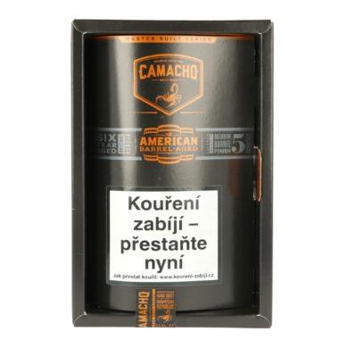 Doutníky Camacho American Barrel Aged Assortment, 3ks