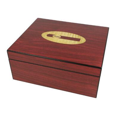 Humidor na doutníky Cigar logo rosewood