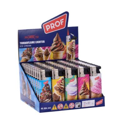 Zapalovač PROF Turbo Ice Cream(804342)