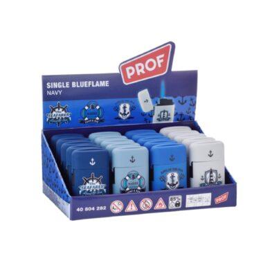 Tryskový zapalovač PROF Blue Flame Navy(804282)