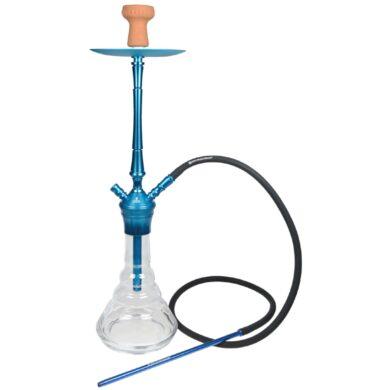 Vodní dýmka Kaya Elox 630CE Blue 76cm, Clear Spot(446703)