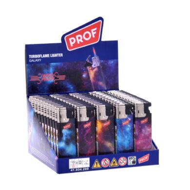 Zapalovač PROF Turbo Galaxy(804289)