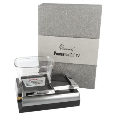 Elektrická plnička dutinek Powermatic IV, antracit