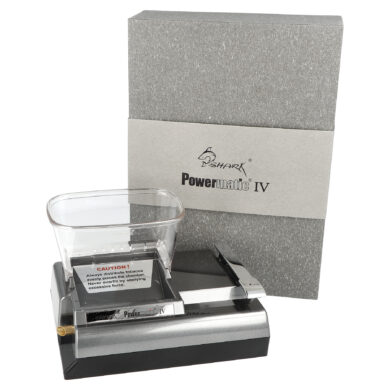Elektrická plnička dutinek Powermatic IV, šedá