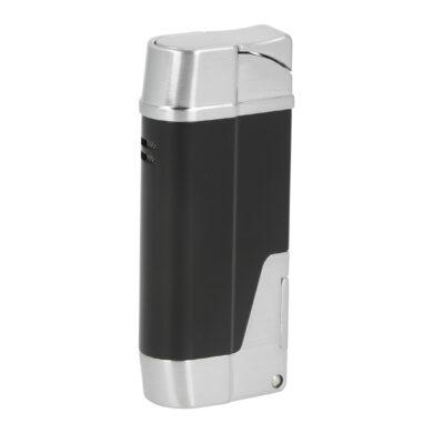 Doutníkový zapalovač Winjet Single Jet černý(224080)