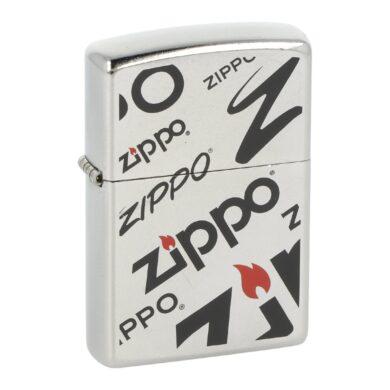 Zapalovač Zippo Planet Zippo, patina