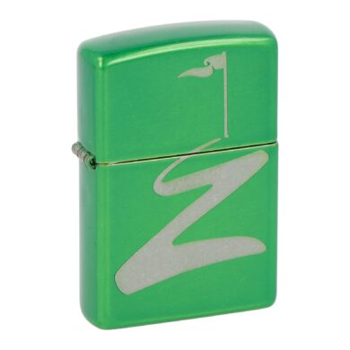 Zapalovač Zippo Golf, lesklý