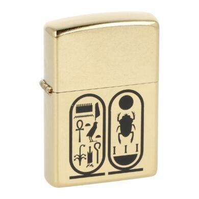 Zapalovač Zippo Tutankhamun, patina(Z 140019S)