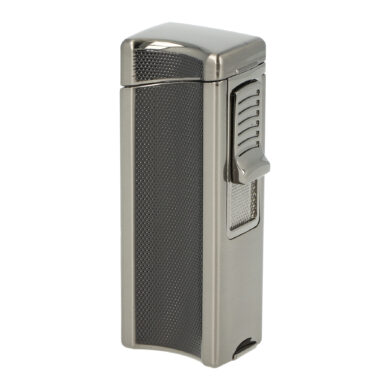 Doutníkový zapalovač Eurojet Namsos, šedý