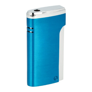 Tryskový zapalovač Eurojet Bratsk, modrý