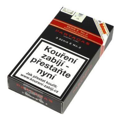 Doutníky Partagas Serie E No.2 A/T, 3ks