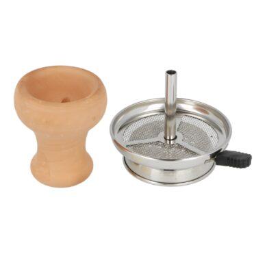 Náhradní korunka pro vodní dýmku keramická, badcha