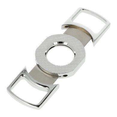 Doutníkový ořezávač Faro silver, 25mm