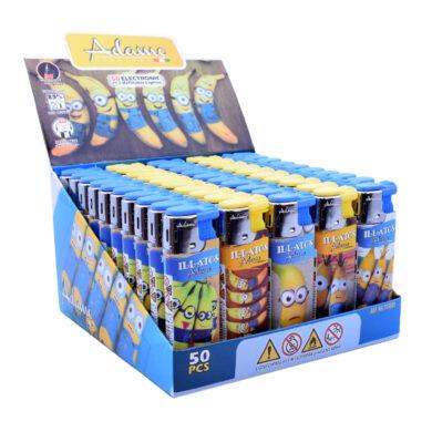 Zapalovač Adamo Turbo Smell Banana(117009)