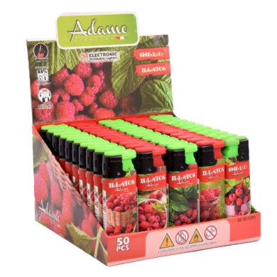 Zapalovač Adamo Turbo Smell Raspberry(117011)