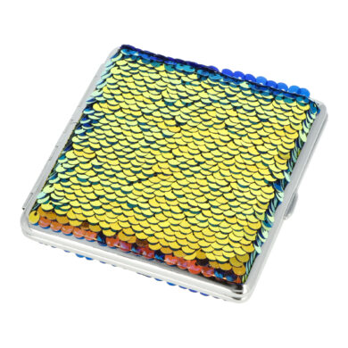 Cigaretové pouzdro Pailletten, 4mix, 20cig.(806600)