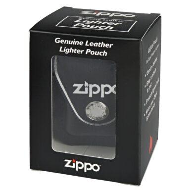 Kapsička Zippo na zapalovač, černá