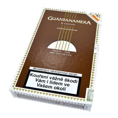 Doutníky Guantanamera Cristales, 5ks