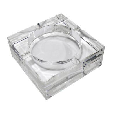 Doutníkový popelník křišťálový(42429X)