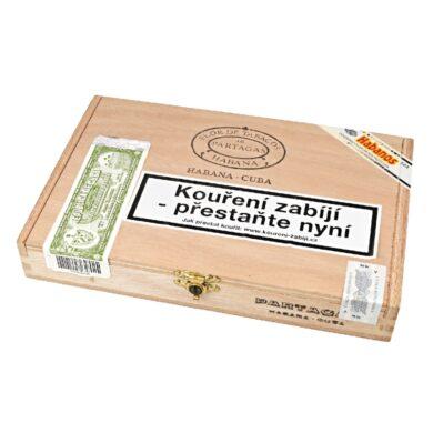Doutníky Partagas Serie D No.4, 10ks