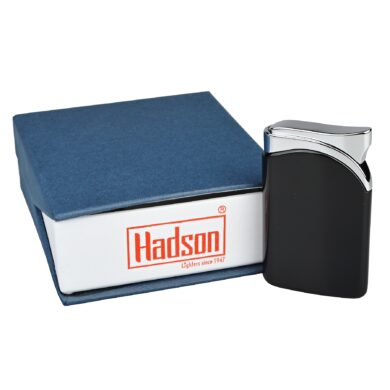 Zapalovač Hadson Arex, černý