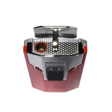 Tryskový zapalovač Lamborghini Estremo, červený
