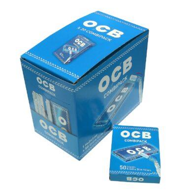 Cigaretové filtry OCB Extra Slim+OCB Blue(03800)